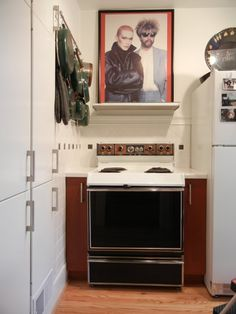 IKEA Hackers: When Ikea doesn't make a small enough cabinet - very creative!