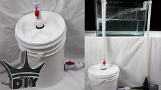 HOW TO: Build an XL aquarium canister filter with a 5 gallon bucket - 2 ...