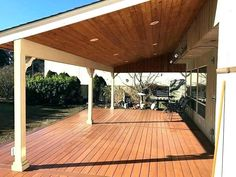 Different Types of a Beautiful Covered Patio Design covered patio ideas outdoor cover deck covers covering me regarding designs IIQMVUU :separator:Different Types of a Beautiful Covered Patio Design Diy Pergola, Deck With Pergola, Patio Roof, Gazebo, Pergola Ideas, Pergola Roof, Porch Ideas, Patio Overhang Ideas, Patio Ideas