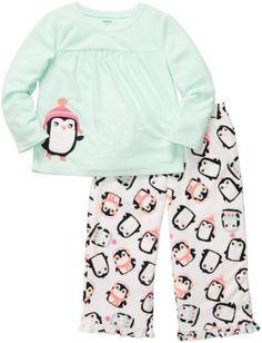 Carter's Girls 2-piece Micro Fleece Pajamas (5T, Mint) Carter's,http://www.amazon.com/dp/B00EF55WKE/ref=cm_sw_r_pi_dp_ALfrtb0HBREQNZEZ