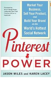 Book Review & Giveaway: Pinterest Power!