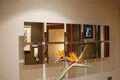 espelhos decorativos para sala modernas