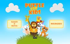 [​IMG] Puzzles For Kids, Free Games, Alphabet, Tiles, Presents, Comics, Learning, Wall Tiles, Gifts