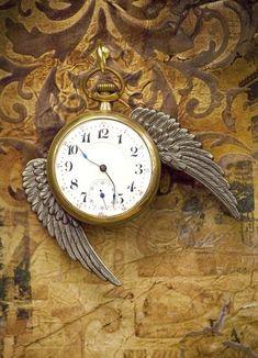 Time Play @ Treasured Memories Love the design and symbolism