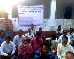 Sansad Sabha at Shibpur Sansad under Uday GP,Gangarampur Block, Dakshin Dinajpur