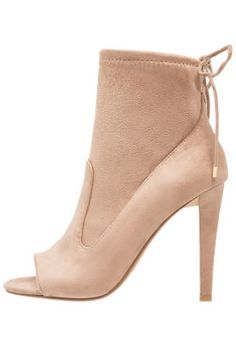 Ankle Boot - stone