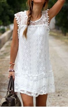 25 Summer Dresses That Would Make You Look Cool And Stay Relaxed - Trend To Wear