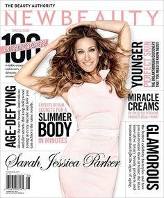 New Beauty, Sarah Jessica Parker Cover