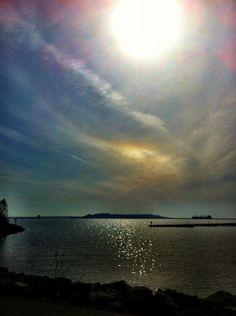 Nanabijou or Sleeping Giant in Thunder Bay, Ontario, Canada#Repin By:Pinterest++ for iPad#