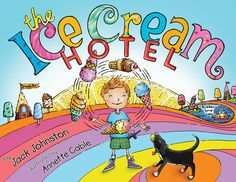 Ice Cream Hotel!