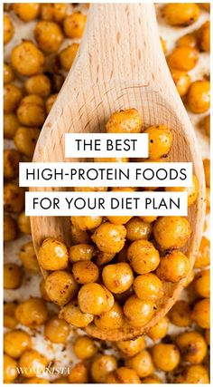 These are the absolute best high-protein foods to add to your diet. These foods will keep you full and are great to take as on-the-go snacks for road trips! Womanista.com | From @womanist