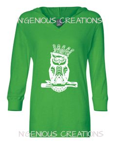 N'Genious Creations Exclusive Women's Owl by NGeniousCreations, $35.00