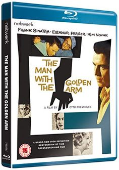 The Man with the Golden Arm - Blu-Ray (Network Region B) Release Date: June 22, 2015 (Amazon U.K.)