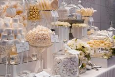 Candy Buffets (white)