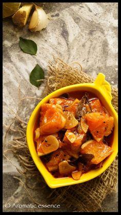 Lemon Pickle Recipe (Goan Style) - Aromatic Essence Lemon Pickle Recipe, Sour Pickles, Lime Pickles, Pickling Jalapenos, Preserved Lemons, Rich Recipe, Homemade Pickles, Lentil Curry, Recipes