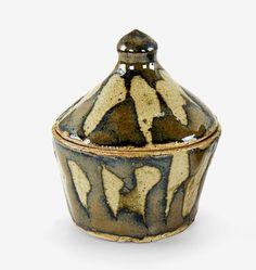 Shoji Hamada, lidded incense… - Modern Design / New Zealand and International Studio Pottery - Art+Object - Antiques Reporter