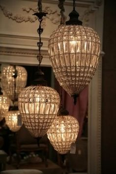 Antique Reproduction Teardrop Chandelier by Stairway Lighting, Foyer Pendant Lighting, Entryway Lighting, Pendant Light Fixtures, Bedroom Lighting, Home Lighting, Chandelier Lighting, Pendant Lamps, Lighting Ideas
