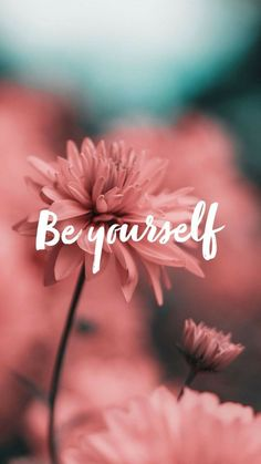Stay yourself # phone backgrounds Stay yourself like everyone understands . - stay yourself # phone backgrounds Stay yourself like everyone does not pretend you are unique as y - Cute Quotes, Happy Quotes, Smile Quotes, Be Great Quotes, Be Positive Quotes, Embrace Quotes, Pink Quotes, Sweet Quotes, Positive Life