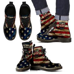 This is a great item! Vietnam Veteran B... Here: http://nvr2lte2shop.com/products/vietnam-strong-boots?utm_campaign=social_autopilot&utm_source=pin&utm_medium=pin