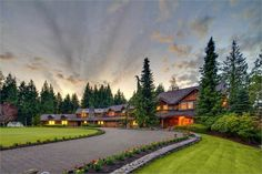 Real Estate Porn: Action-Packed Country Estate in Arlington, Washington.