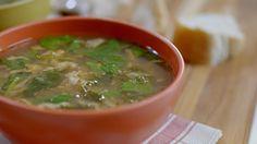 La soupe du lendemain (fondue) | Cuisine futée parents pressés ● Essayé. Succulent. Ne plus jamais jeter le restant de bouillon à fondue!