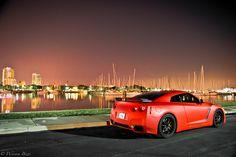 GTR Matte Red