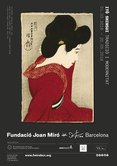 Tradició i modernitat Joan Miro, Exhibitions, Poster, Studio