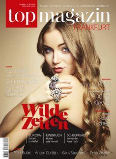 Top Magazin Frankfurt / Herbst 2016