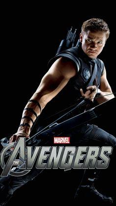 Jeremy Renner Poster A4 NEW Avengers Clint Barton Hawkeye Hunk