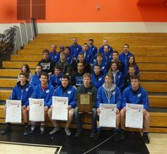 WRESTLING: Wrightstown Tigers capture 17th and final Olympian Conference Title