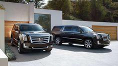 2015 Cadillac Escalade & Cadillac Escalade ESV Exterior