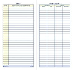 Printable Vehicle Maintenance Log Template  Car Maintenance Tips
