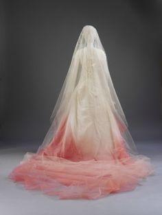 Gwen Stefani's wedding dress by John Galliano