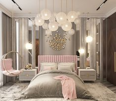 PINK Power | Girl Bedroom