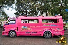 Typical jeepney found in Cebu, Philippines