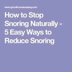 Read My Review to learn how to cure snoring naturally. This review about Snoring And Sleep Apnea No More by Lars Eckhart. Find Out!