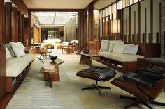Carmel Residence by Dirk Denison Architects