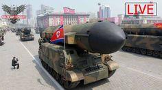 LIVE ! DPRK North Korea Military Parade 2017 북한 군사 퍼레이드