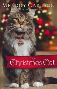 I am a sucker for cats. We have two cat members of our family, and I would probably have more if I didn't have my husband's restraining hand and my children's threats of calling me the crazy cat lady. So Melody Carlson's latest Christmas offering, The Christmas Cat, really appealed to me. What's better than a warm Christmas story filled with cats?! A quick read, this book is perfect for cat lovers everywhere.