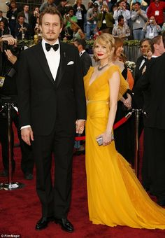 Talented parents: Matilda's dad Heath Ledger had received many accolades for his work in Brokeback Mountain and other films; he was pictured with Michelle in 2006