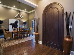 Traditional House Plan Dining Room Photo 01 - 055D-0748 | House Plans and More