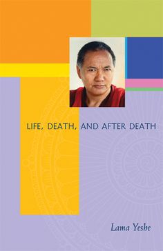 """Buddhism also explains that the fundamental nature of human consciousness is pure and clear; that the nuclear essence of human beings is their mind, not this body of flesh and blood. Furthermore, we believe that recognizing our lives as pleasurable or miserable depends largely on how our mind interprets them. If you think your life is miserable, it becomes miserable."" -Lama Yeshe.  http://www.lamayeshe.com/shorty/LDAD/  http://www.lamayeshe.com/shorty/LDAD/DVD/"