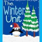 Winter Activities Unit: Winter Activities, Winter Centers, Winter Games: This winter mega unit is loaded with 23 winter themed activities and over ...
