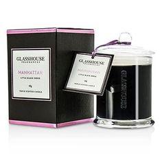 Triple Scented Candle - Manhattan (Little Black Dress) - 60g