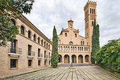 Real Monasterio de Nuestra Señora de Cogullada, Zaragoza España