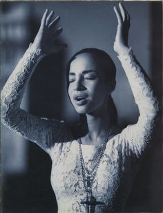 The beauty of Sade Adu