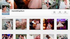 Social media etiquette at #weddings