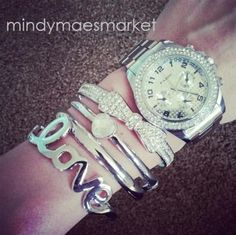 Diamonds, Bows, & Love