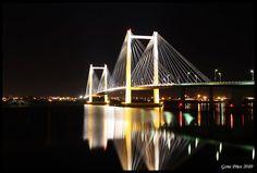 Cable Bridge #Tricities #Wa