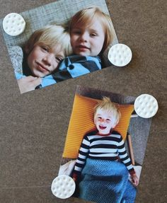Make this Homemade Holiday Gift: Clay Magnets — Homemade Holiday Gift Idea Exchange: Project #5 | Apartment Therapy